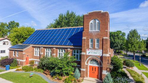 Cherokee Park United Church