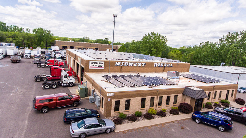 Midwest Diesel, Blaine MN