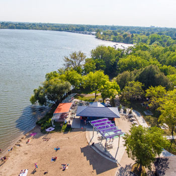 Lake Nokomis Park, Minneapolis MN